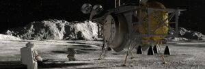 Návrh lunárního landeru společnosti Dynetics