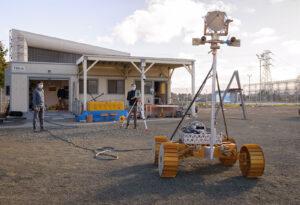 Inženýrský prototyp roveru VIPER.