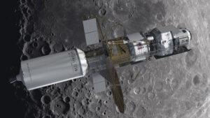 Upravený návrh lunárního landeru Národního týmu