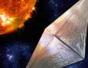 Vizualizace projektu Solar Cruiser