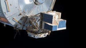 Přístroj ASIM na ISS.