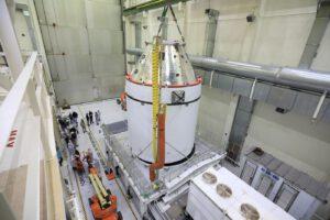 Orion pro misi Artemis I