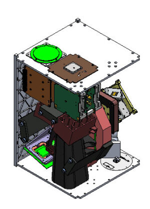 Proba-V Companion CubeSat