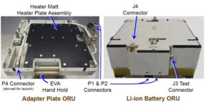 Schéma nových akumulátorů a adaptérových desek.