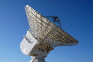 Komunikační stanice Cebreros.