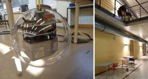 Tým z univerzity ve Würzburgu otestoval prototyp zařízení Daedalus.