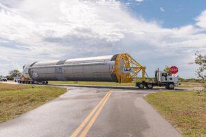 Testovací exemplář zůstane na Floridě několik měsíců, pak se vrátí do výrobní haly.