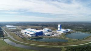 Výrobní areál společnosti Blue Origin