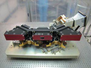 Přístroj Vegetation na družici Proba-V.
