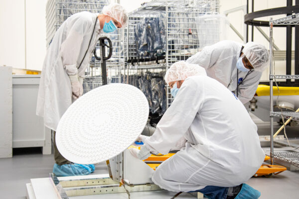 Stavbu a testy sondy laboratoř DART má na starosti APL.