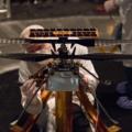 Letový model helikoptéry Ingenuity