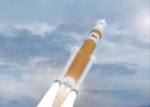 Pro mise Artemis 4 až 6 je plánována nosná raketa SLS Block IB, schopná vynést společně s Orionem i moduly stanice Gateway