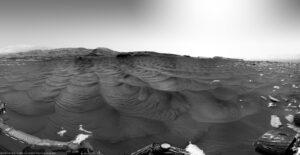Curiosity, sol 2991, Sands of Forvie. Zpracování Thomas Appéré. Zdroj: live.staticflickr.com