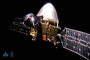 Sonda Tianwen-1 na ceste k Marsu