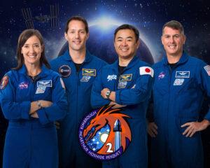 Posádka mise Crew-2