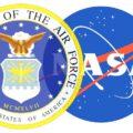 Loga USAF a NASA