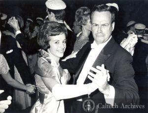 Richard se třetí manželkou Gweneth Howard