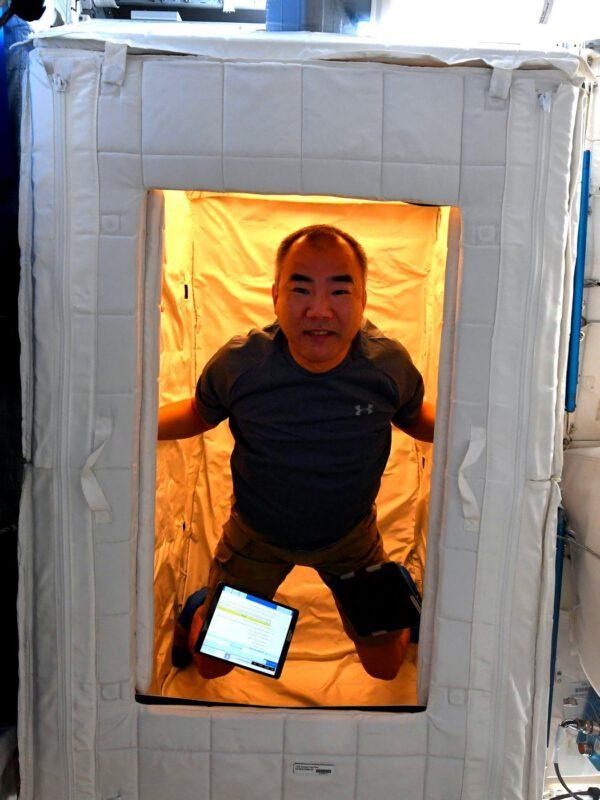 Sedmá spací kóje na ISS