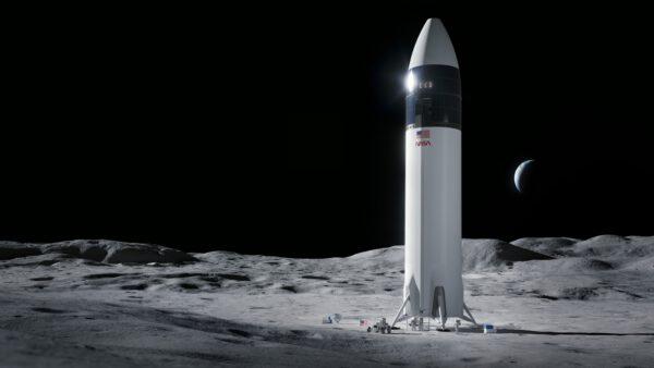 Lunární Starship