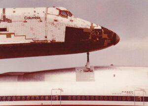 Kdepak Enterprise II, nakonec je to Columbia