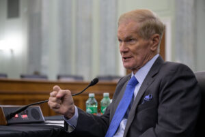 Bill Nelson - administrátor NASA