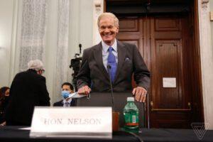Bill Nelson, již brzy nový administrátor NASA