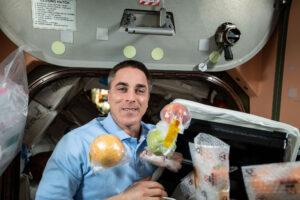 Chris Cassidy se během svého pobytu na ISS zúčastnil výzkumu zaměřeného na účinky obohacené stravy na fyziologii člověka.