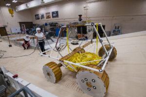 SLOPE Lab (Simulated Lunar Operations Laboratory)