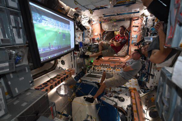 Ragby na ISS