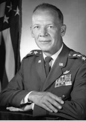 Generálmajor James Stewart