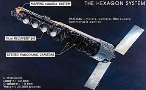 KH-9 HEXAGON - konkurent MOL
