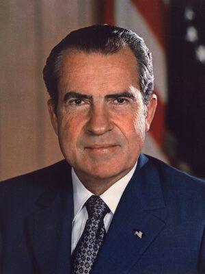 Prezident Nixon - hrobař (nejen) programu MOL