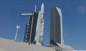 Sestava modulů PPE/HALO má být vynesena raketou Falcon Heavy
