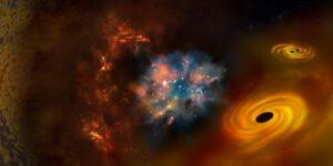 Velká pozornost má být věnována také výzkumu samotného vesmíru, jeho historii a vzniku galaxií