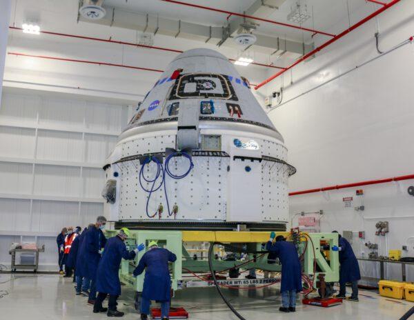 Loď Starliner již takřka připravená na misi OFT-2