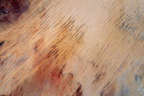 Duny na Sahaře (krátký, ale výstižný komentář, nepotřebujeme více). Zdroj: flickr.com
