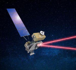 LCRD - mise pro otestování komerčního užití laserové komunikace