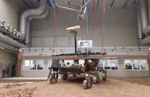Testovací rover
