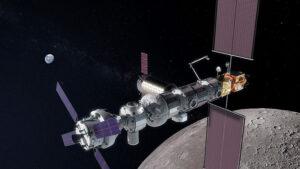Lunární orbitální stanice Gateway a vesmírná loď Orion se budou pohybovat mimo ochranou vrstvu zemské magnetosféry