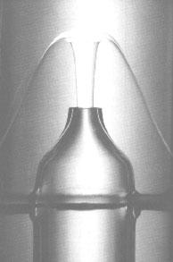 Fontánový jev u supratekutého helia