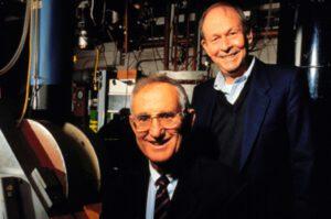 David Lee (vlevo) a Robert Richardson (vpravo)