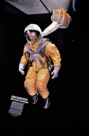 Ivan Ivanovič s novou hlavou v muzeu Smithsonian