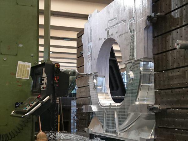Začátek výroby modulů stanice Axiom