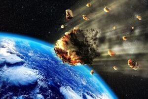 Družice z projektu SLAVIA budou sledovat úlomky meziplanetární hmoty vstupující do zemské atmosféry.