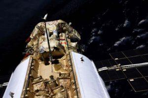 Nauka po připojení k ISS.