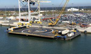 OCISLY - starší plošina ve službách SpaceX
