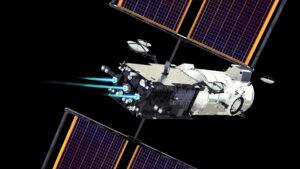 Moduly PPE a HALO kosmické stanice Gateway