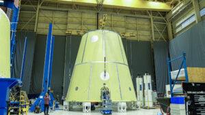 Adaptér LVSA pro Artemis II