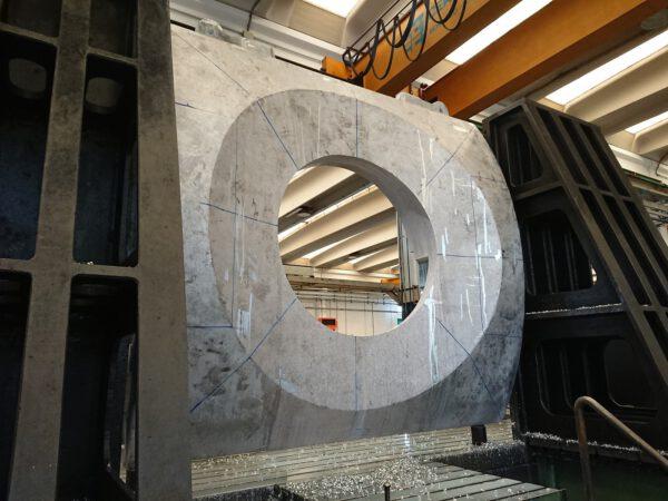 První části nových modulů pro stanici Axiom