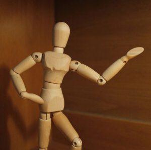 testovací figurína